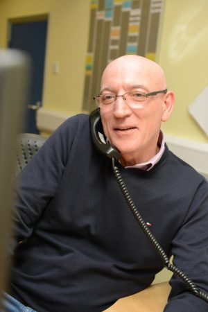 Stewart Liberatore Projects Director RWS