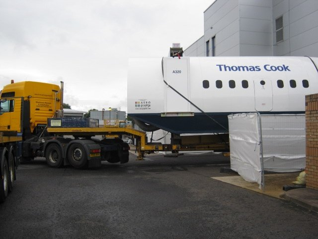Thomas Cook Warehouse Refurbishment - RWS Ltd