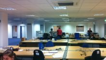 Rapid relocation Refurbishment - RWS Ltd