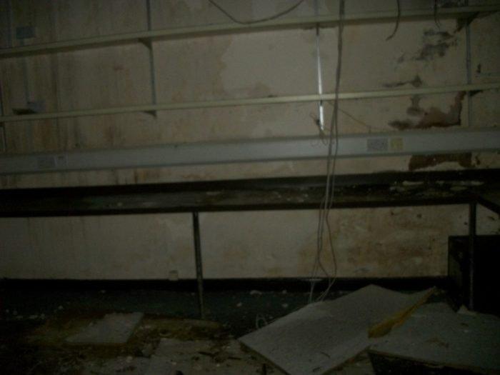Vacant Retail Site Dilapidation - RWS Ltd