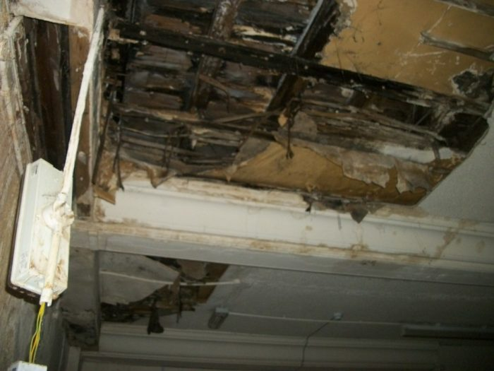 Vacant Retail Site Dilapidation Building Services - RWS Ltd