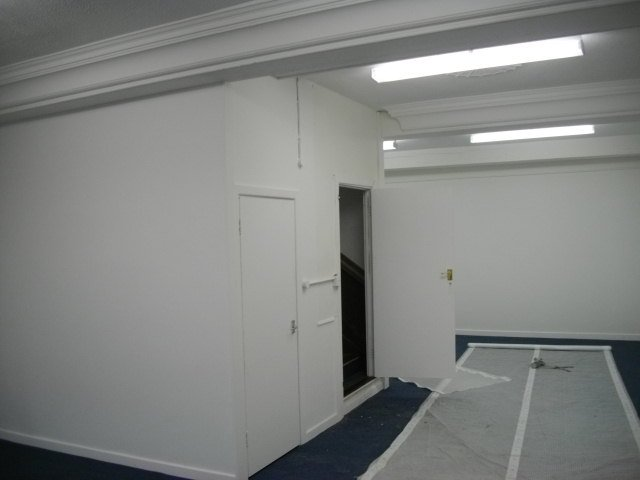 Vacant Retail Site Dilapidation Completion - RWS Ltd