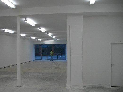 Vacant Retail Site Commercial Dilapidation Services - RWS Ltd