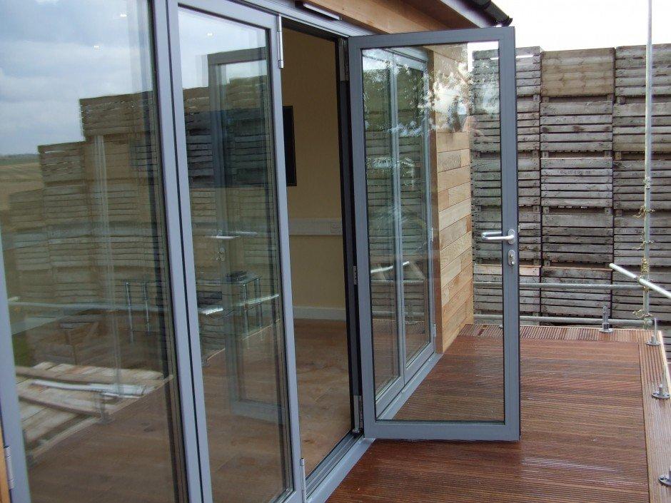 bi folding doors, sliding doors, sliding doors cambridge, bi fold doors cambridgeshire, schuco doors, aluminium doors