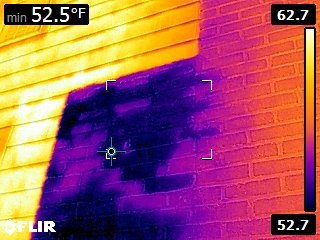 damp survey , thermal imaging uk, thermal imaging cambridgeshire
