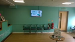 medical practice refurbishment - RWS Ltd