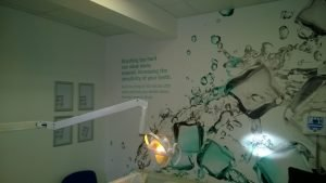 medical dental practice refurbishment - RWS Ltd